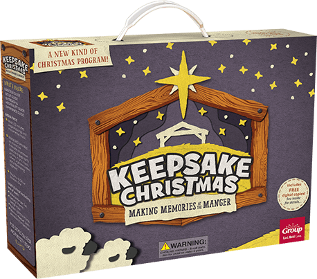 Keepsake Christmas Starter Kit