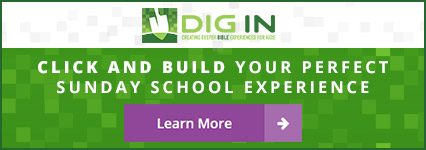 Click and Build the Perfect Sunday School Currciulum