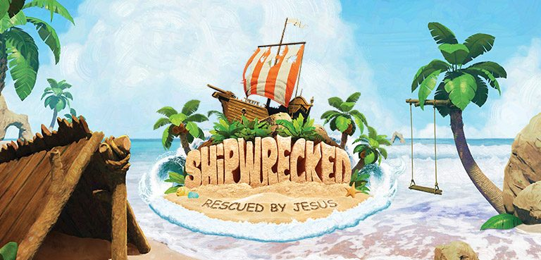 Shipwrecked Easy VBS 2018