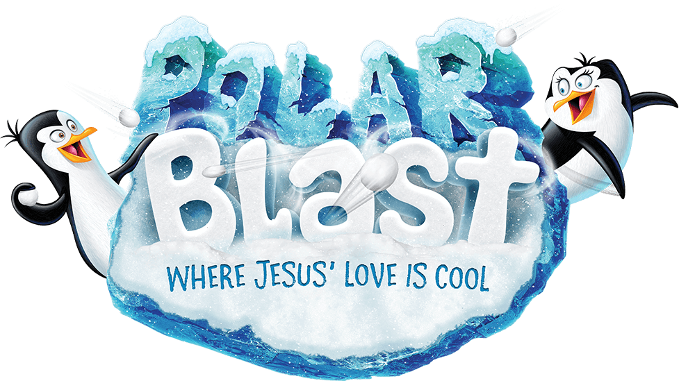 Polar Blast Weekend VBS 2018 Logo