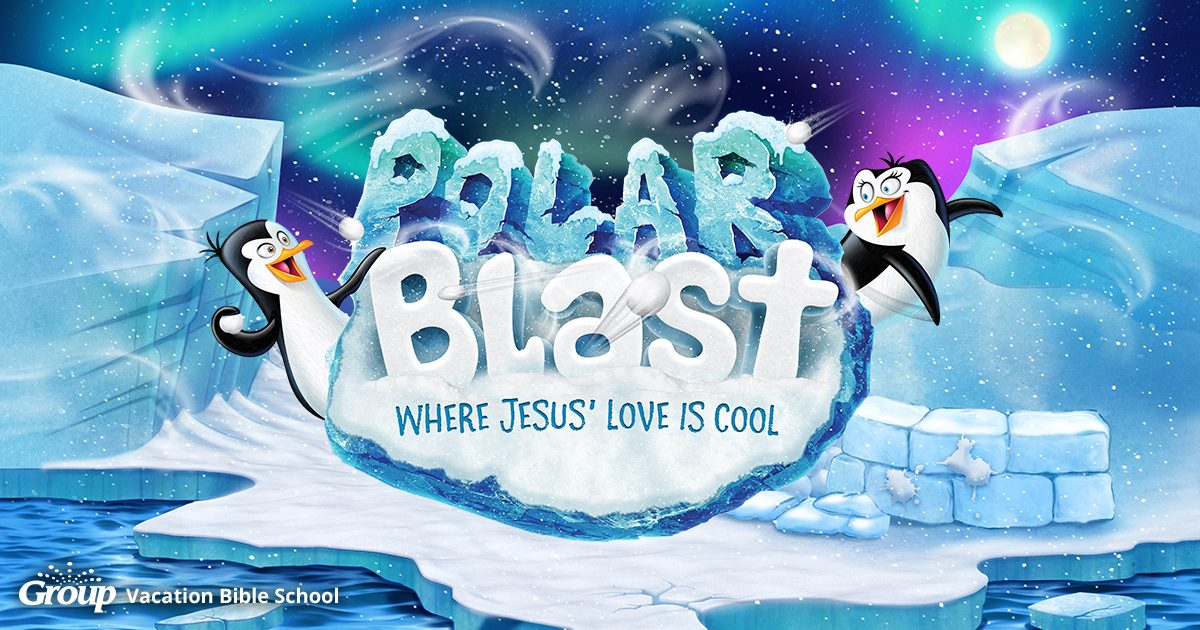 Polar Blast Weekend VBS 2018 Group Vacation Bible School Group