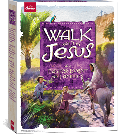 Walk With Jesus Easter Event Starter Kit