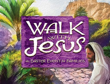 Walk With Jesus Logo