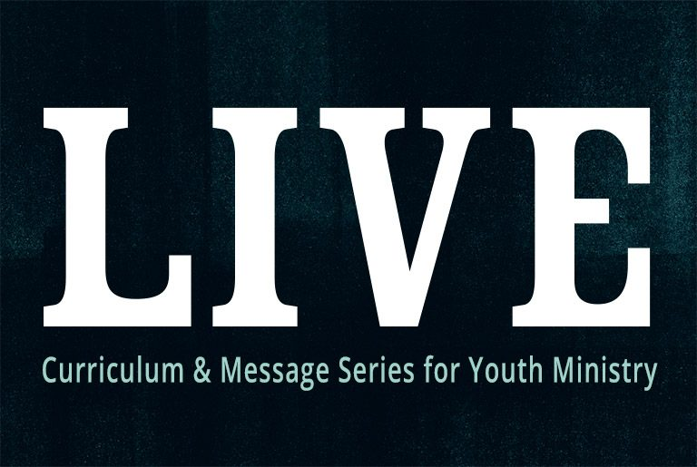 LIVE Youth Ministry Curriculum Logo
