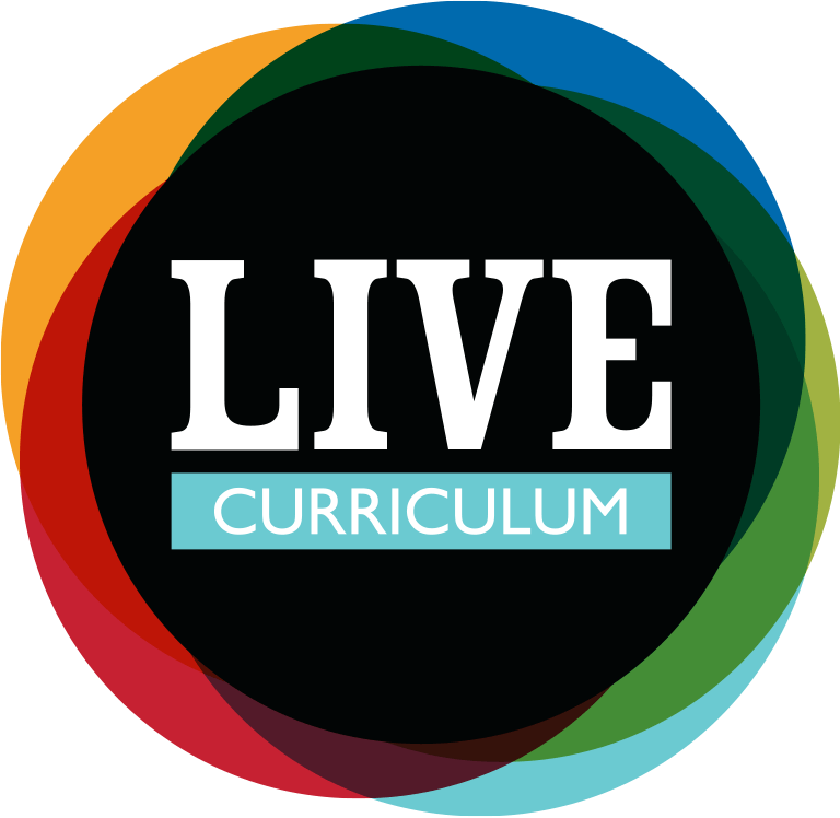 LIVE Message Series Logo