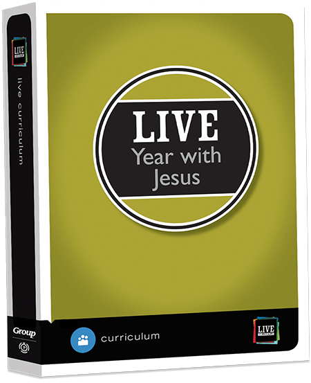 LIVE Year With Jesus