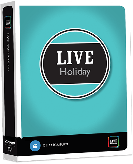 Live Curriculum Youth Small Group Curriculum Youth Bible Study