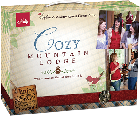 Cozy Mountain Lodge Retreat Kit
