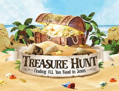 Treasure Hunt Logo