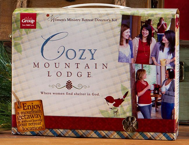 Cozy Mountain Lodge Samples