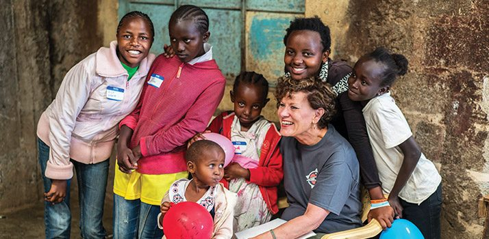 Kenya Africa Mission Experience
