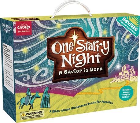One Starry Night Kit Image