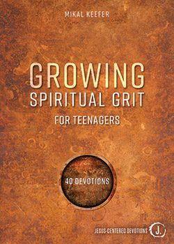 Spiritual Grit Devotions for Teenagers