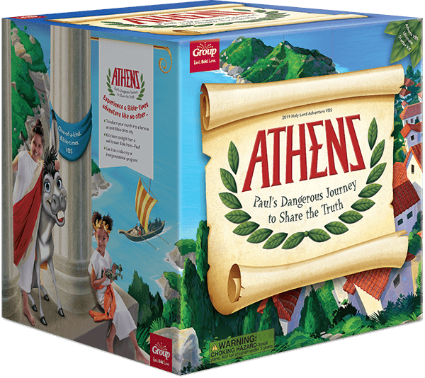 Athens VBS 2019 Ultimate Starter Kit
