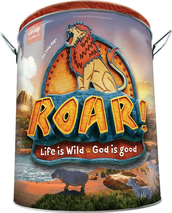 ROAR VBS 2019 Ultimate Starter Kit