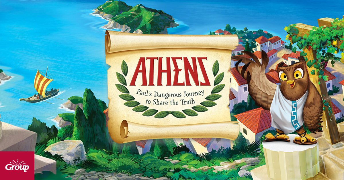 Athens Holy Land Adventure VBS 2019 | Vacation Bible School