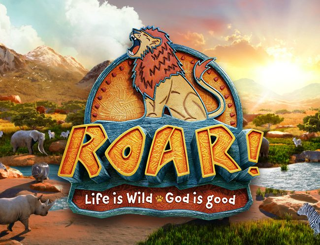Image result for vbs roar
