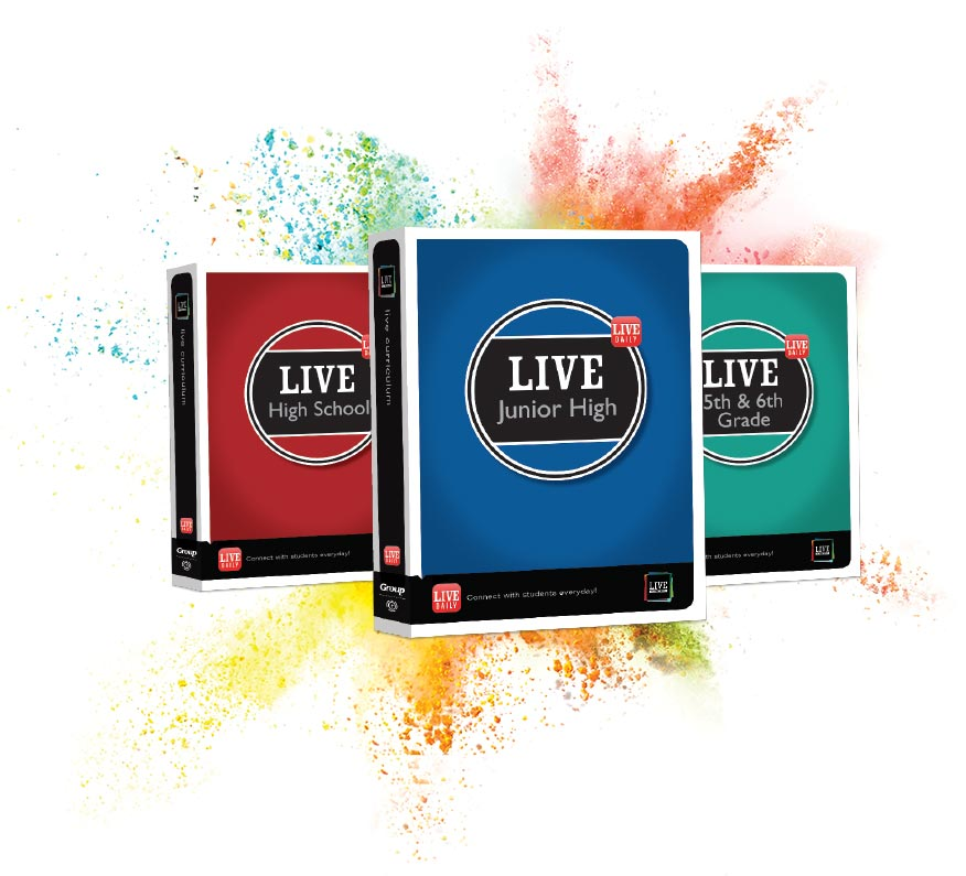 LIVE Youth Ministry Curriculum
