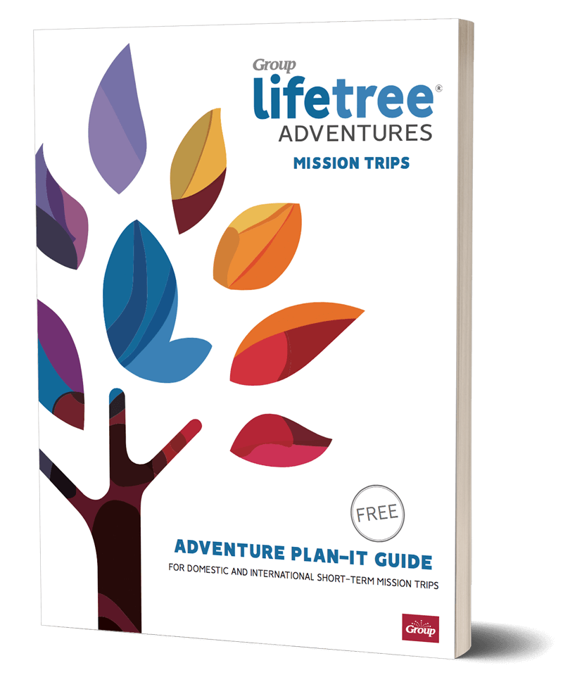 2019 Lifetree Adventures Mission Trips Catalog