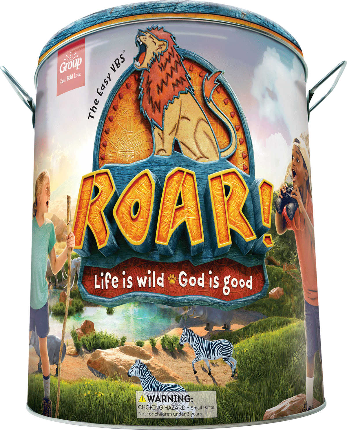 Roar VBS Starter Kit