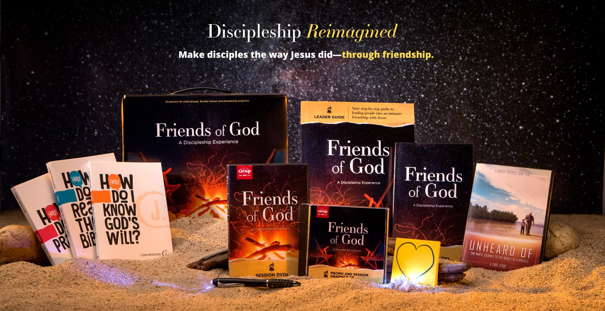 Friends of God Kit