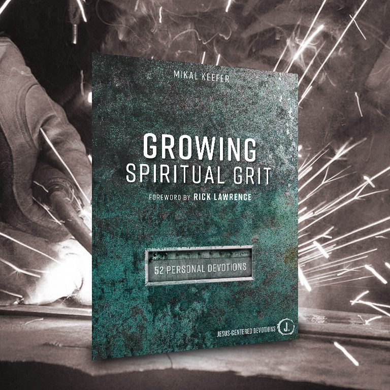 Spiritual Grit Devotional