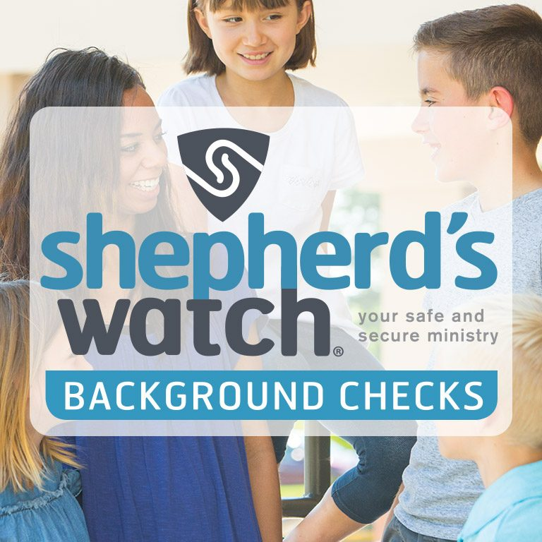 Shepherd's Watch Background Checks