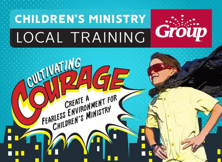 Children's Ministry Local Training