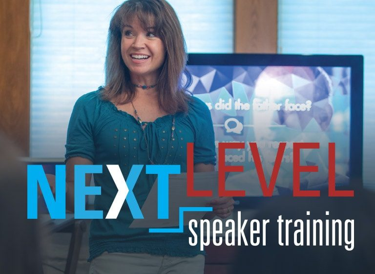 Next Level Speaker Training