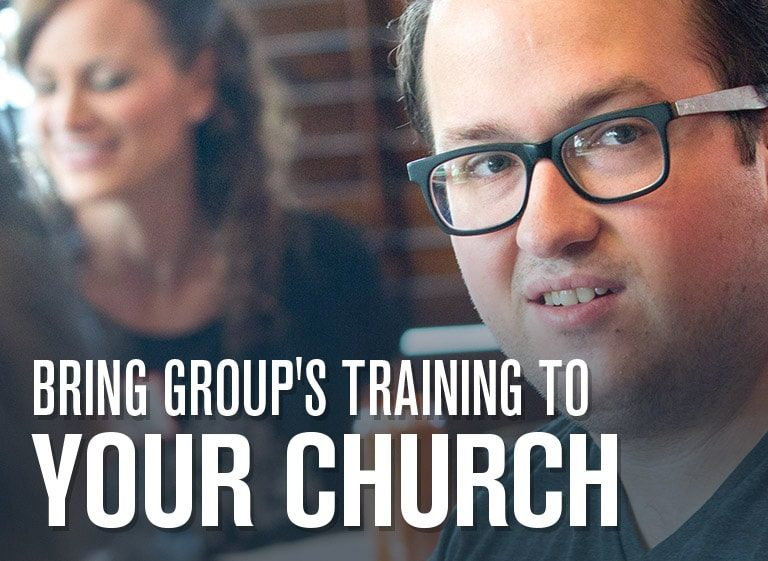 Build Your Own Training and Bring it to Your Church