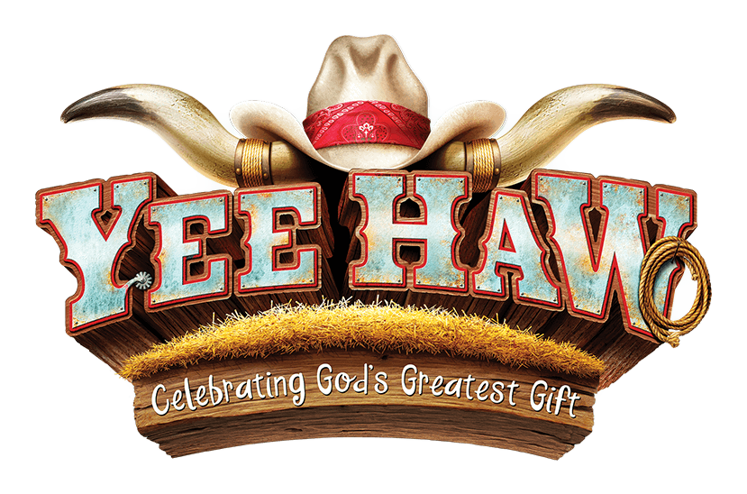 Yee-Haw Weekend VBS 2019 Logo