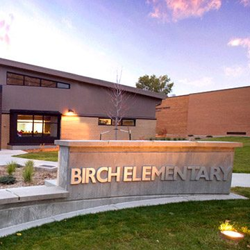 Birch Elementary, Broomfiled South Location