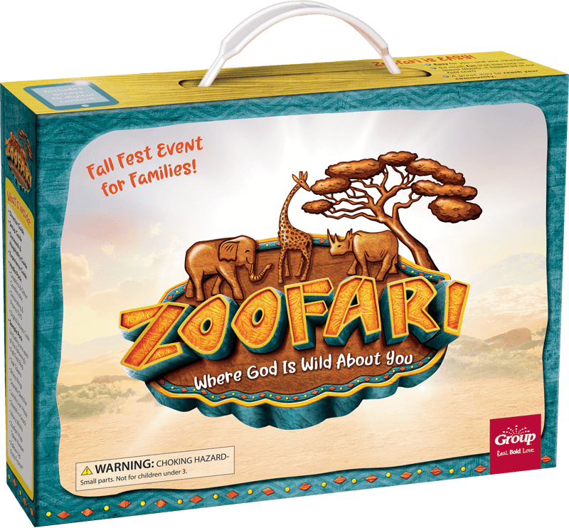 Zoofari Fall Festival Where God Is Wild About You