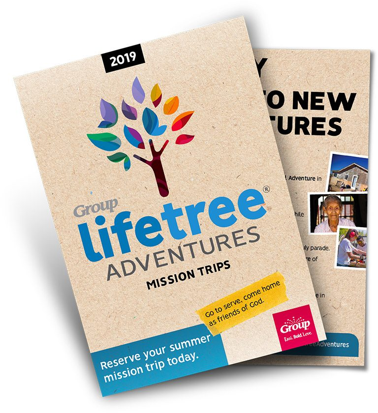 2019 Lifetree Adventures Mission Trips Info Pack