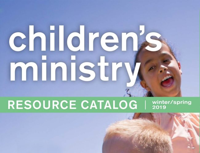 Children's Curriculum Resource Catalog