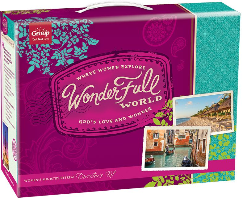 WonderFull World Retreat Kit