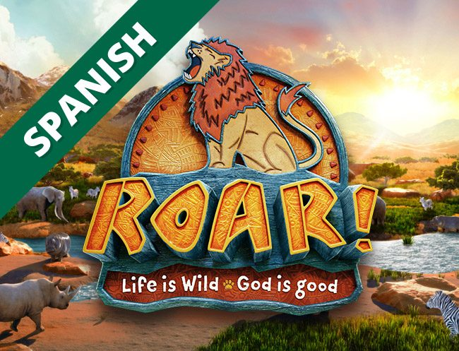 Roar Spanish Bilingual VBS 2019