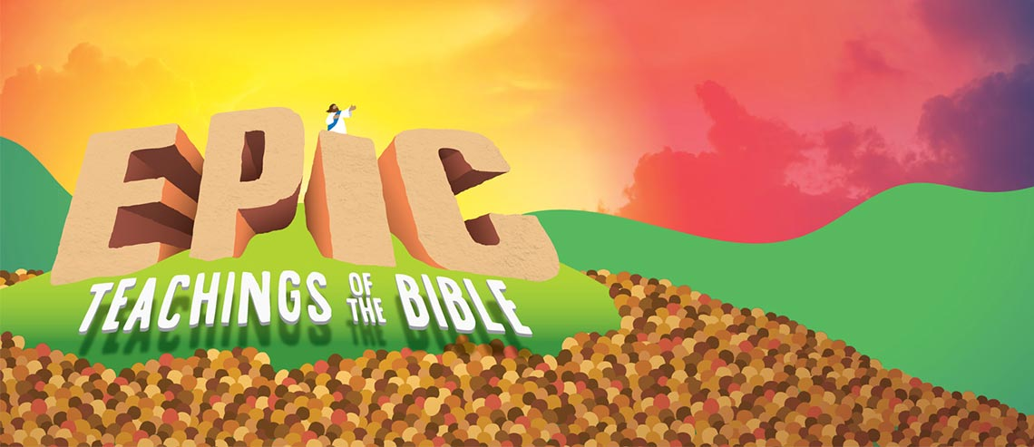 DIG IN | Epic Teachings of the Bible Free Demo