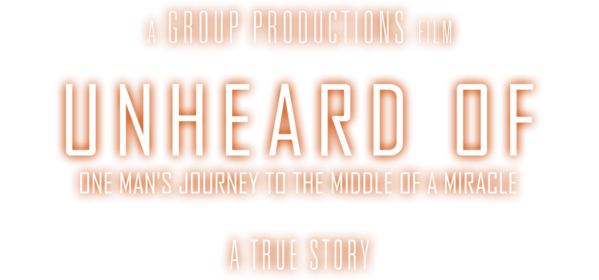 Unheard of Film Logo