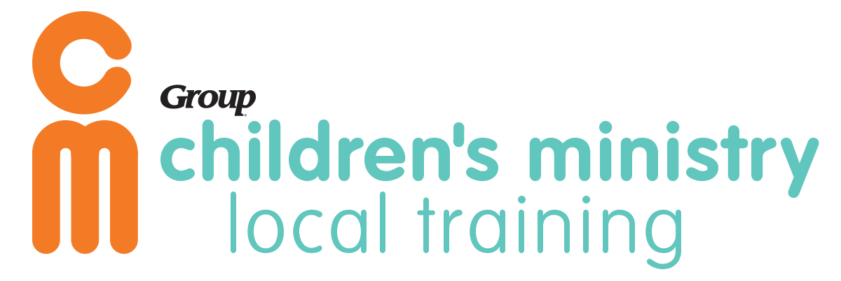 Children's Ministry Local Training Logo