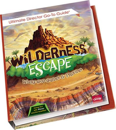 Wilderness Escape VBS Ultimate Director Go-To Guide