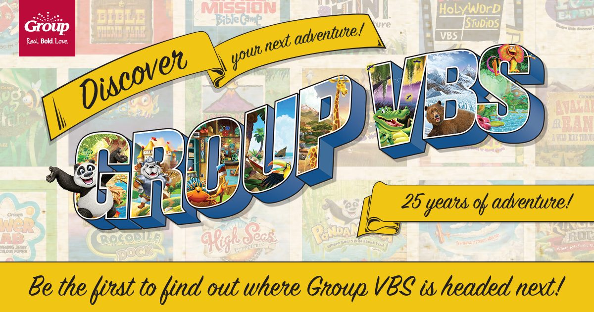 2020 Group VBS Theme Release - Group