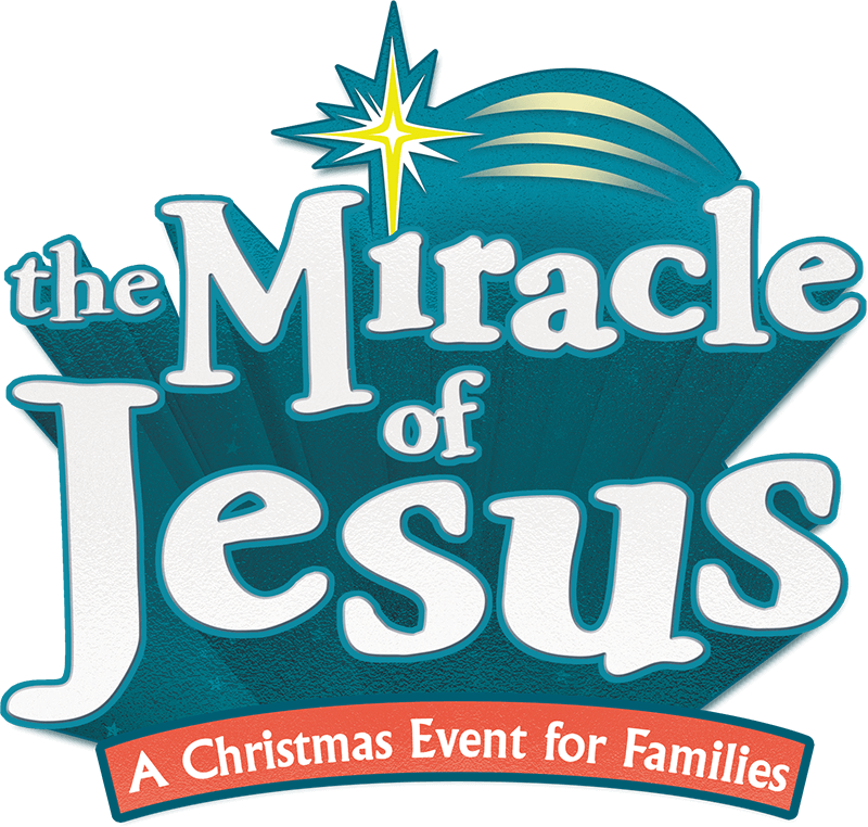 Miracle of Jesus Christmas Event Logo