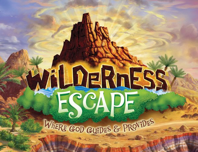 Wilderness Escape 2020 VBS Logo