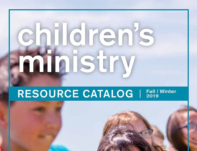 Children's Ministry Resource Catalog