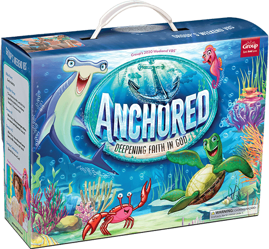 Anchored Weekend VBS 2020 Starter Kit