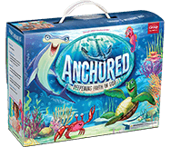anchored weekend vacation bible school starter kit