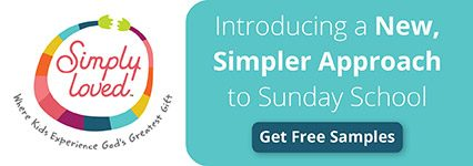 Introducing a New Simpler Approach to Sunday School