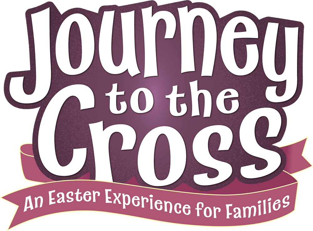 Journey to the Cross Easter Event Logo