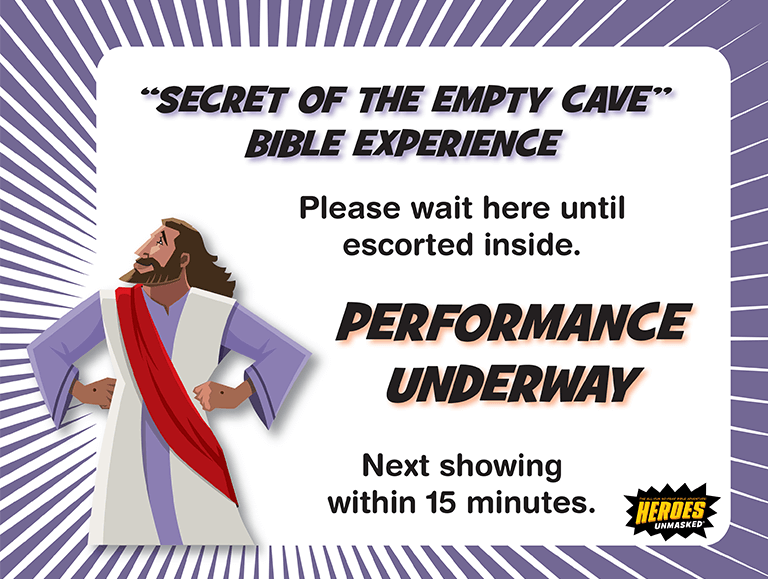 Secret of the Empty Cave